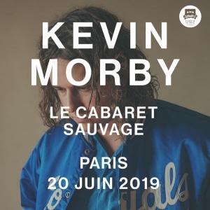 Kevin Morby au Cabaret Sauvage le 20 juin 2019 à Paris