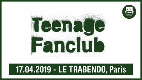 teenage fanclub trabendo