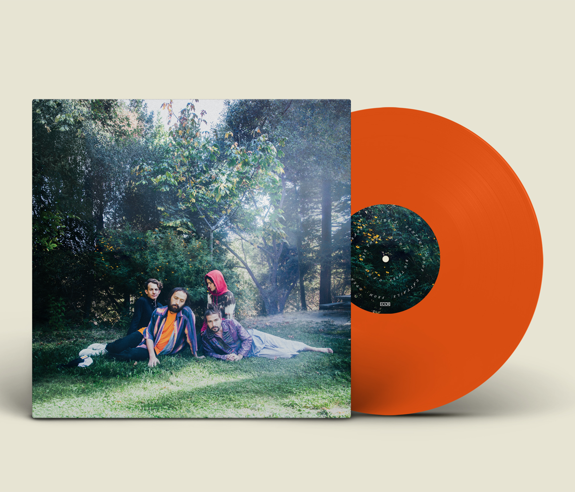 Big Thief - UFOF - orange vinyl LP (4AD 2019, exclu disquaires indé)