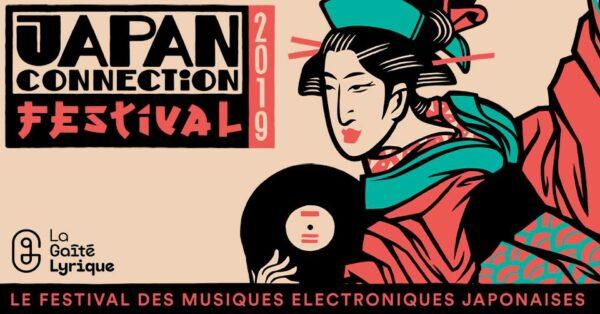 japan connection festival gaîté lyrique