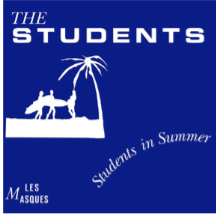 The Students - Students in Summer (1985, réédition Les Masques 2019)