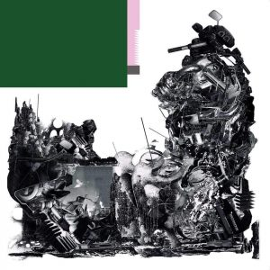 black midi - Schlagenheim vinyl (Rough Trade Records 2019)