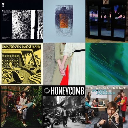 Minoru Muraoka, Plaid, The Mauskovic Dance Band, Rakta, Park Jiha, Sinkane, The Divine Comedy, Jitwam... nouveaux arrivages vinyles du 12 juin 2019