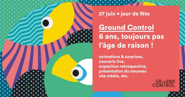 six ans du ground control