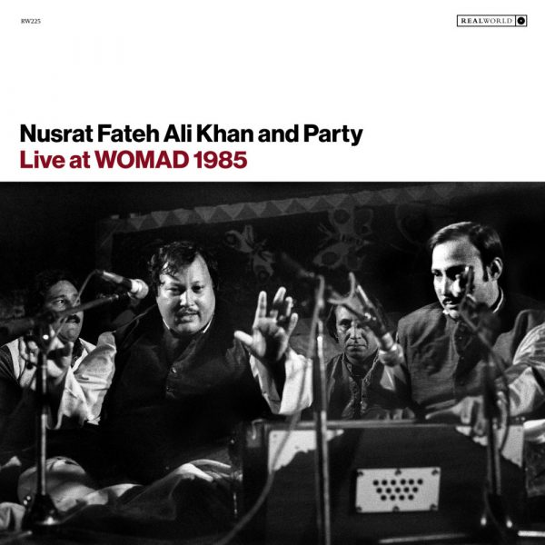 Nusrat Fateh Ali Khan and Party - Live at WOMAD 1985