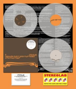 Sterolab - Cobra And Phases Group Play Voltage In The Milky Night, réédition vinyle Warp 2019