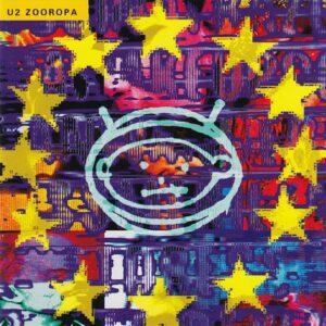 U2 - Zooropa vinyl LP