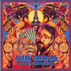David Sztanke - Air India (vinyle LP 2019)