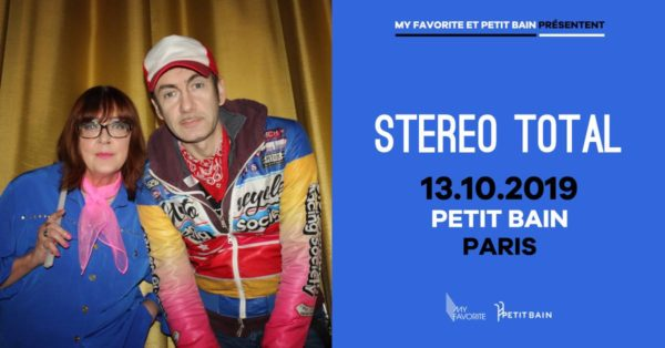 Stereo Total Petit Bain