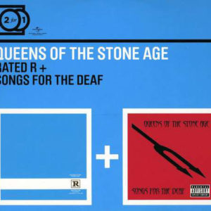Queens of the Stone Age - Rated R + Songs For The Deaf