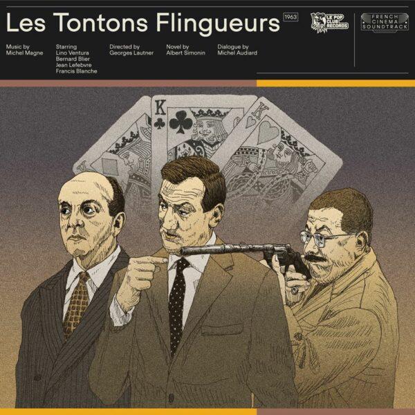 MICHEL MAGNE LES TONTONS FLINGUEURS