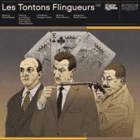 """MICHEL MAGNE """"LES TONTONS FLINGUEURS"""""""