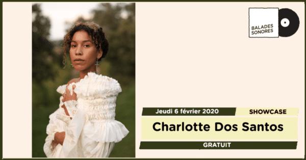 Charlotte dos santos balades sonores