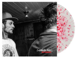 SLEAFORD MODS Key Market (LP Red & White Splatter)
