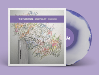 "The National ""High Violet (Expanded Edition/3LP marbled white & violet)"