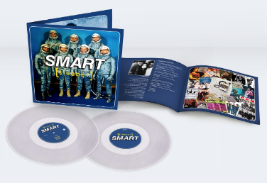 Sleeper Smart (25th Anniversary Deluxe Edition/Clear vinyl)