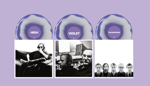 """The National """"High Violet (Expanded Edition/3LP marbled white & violet)"""""""