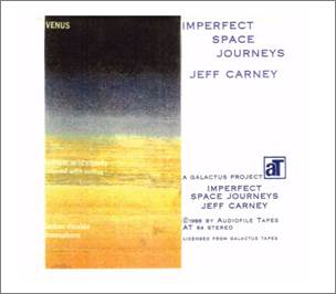JEFF CARNEY Imperfect Space Journeys