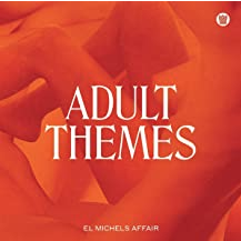 EL MICHELS AFFAIR ADULT THEMES (LP Blanc)