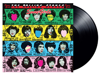 ROLLING STONES Some Girls (LP Half Speed Master - Tirage Limité)