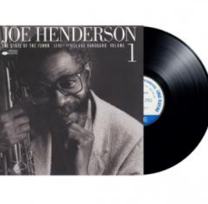 JOE HENDERSON State Of The Tenor (LP Audiophile Gatefold - Tirage Limité)