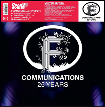 F Communications 25 years SCAN X - F Com 25 Remastered
