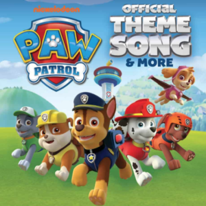 Paw Patrol Officlal Theme Song