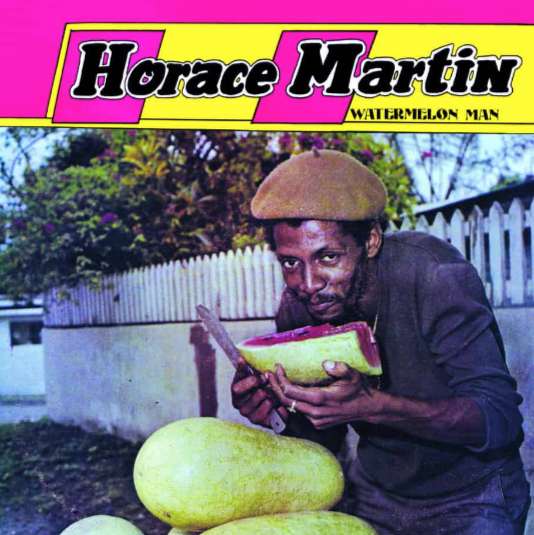 Horace Martin Watermelon Man