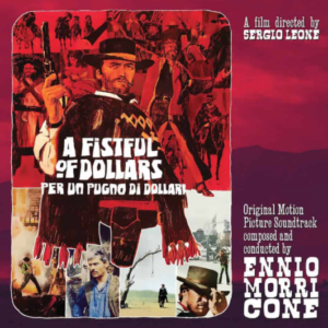 Ennio Morricone Fistful Of Dollars