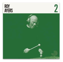 """ROY AYERS (Produced by Adrian Younge and Ali Shaheed Muhammad)"" JAZZ IS DEAD VOL.2"