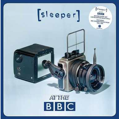 SLEEPER AT THE BBC (TRANSPARENT BLUE VINYL //Disquaire Day 2020)