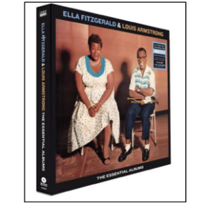 Ella Fitzgerald / Louis Armstrong The Essential Albums