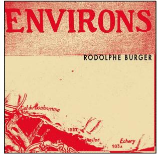 Rodolphe Burger Environs