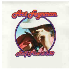 ART FEYNMAN HALF PRICE AT 3:30 (Lp Rouge)