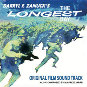 Maurice Jarre The Longest Day
