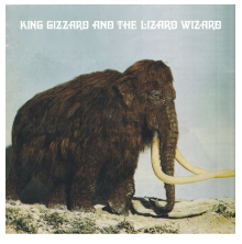 King Gizzard & The Lizard Wizard Polygondwanaland (Vinyle bleu électrique)