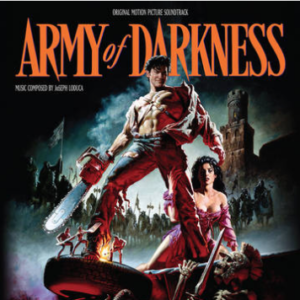 Joseph LoDuca/Danny Elfman Army of Darkness (gatefold, limited to 2000, indie exclusive)