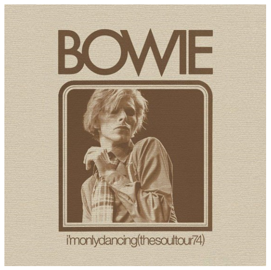David Bowie - I'm Only Dancing (The Soul Tour '74)