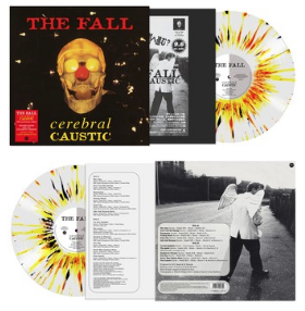 "THE FALL ""CEREBRAL CAUSTIC (25TH ANNIVERSARY EDITION)"""