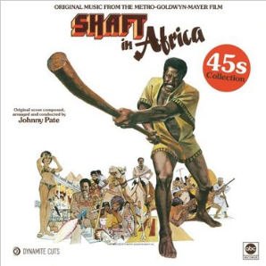 PATE, JOHNNY 7-SHAFT IN AFRICA (RSD)
