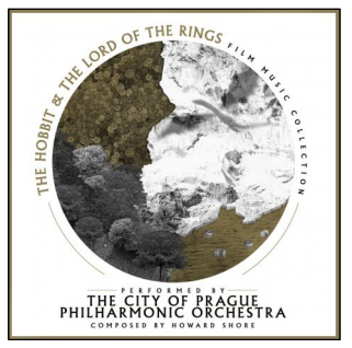 The City of Prague Philarmonic Orchestra The Hobbit & Lord of the Rings Music Collection