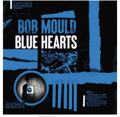 BOB MOULD BLUE HEARTS (Lp Tricolor)