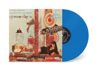 Martin Denny Hypnotique (Blue Vinyl, limited to 1000)