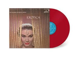 Martin Denny Exotica (Red Mono Vinyl, limited to 1000)