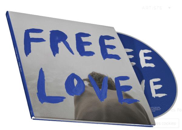 SYLVAN ESSO Free Love (Lp Bleu)