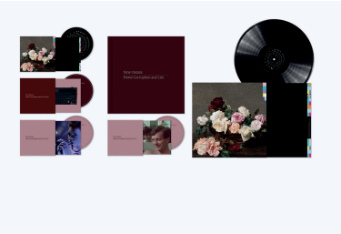 NEW ORDER Power, Corruption & Lies - Defi nitive Edition