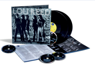 LOU REED NEW YORK (DELUXE EDITION-3CD + DVD + 2LP + 12 PAGES BOOKLET)