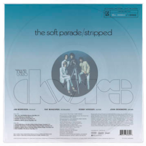 The Doors The Soft Parade: Stripped (RSD 26 septembre)