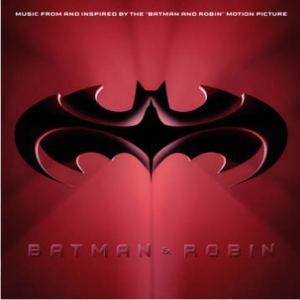Various Artists Batman & Robin (RSD 26 septembre)