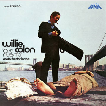 Willie Colon, Hector Lavoe Cosa Nuestra (RSD 26 septembre-180 Gram, tip-on jacket, limited to 2000, indie exclusive)